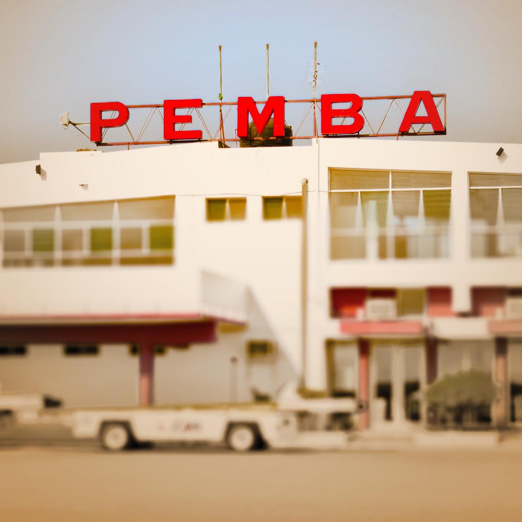 Bemba-airport