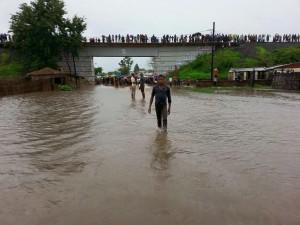 Rainy season's heavy rains do not end till end of Feb